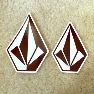 Volcom stone stickers/decals